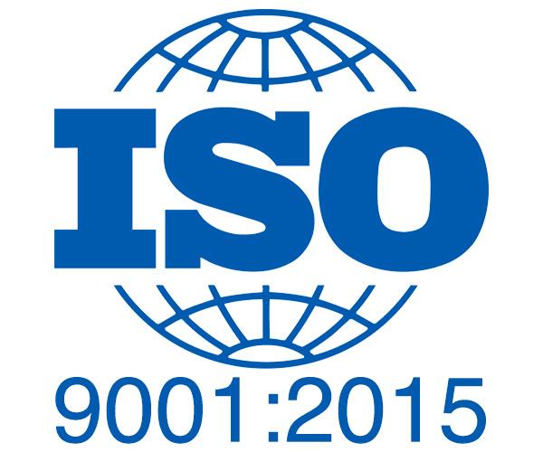 CERTIFICAZIONE ISO 9001:15
